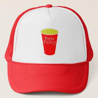 ビールPongの帽子の帽子 キャップ