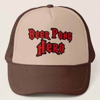 ビールPongの英雄 キャップ