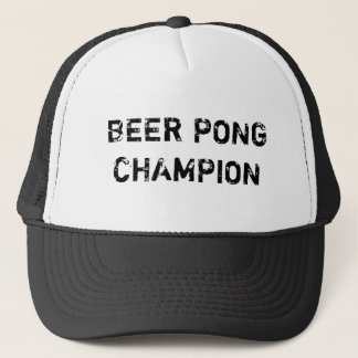 ビールPONGチャンピオン キャップ