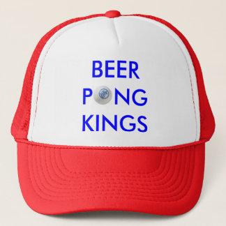 ビールPong王 キャップ