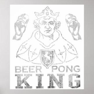ビールPong王 ポスター