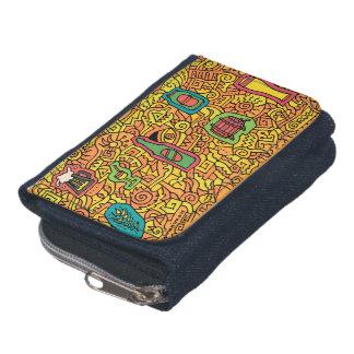 ビールZenscrawlの財布 ウォレット