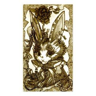 ピアスウサギ