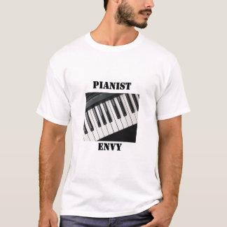 ピアニストの羨望 Tシャツ