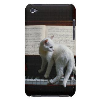 ピアノの猫 Case-Mate iPod TOUCH ケース