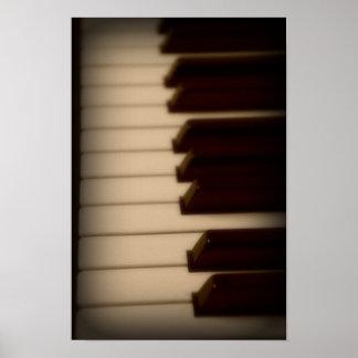 ピアノはポスターを調整します ポスター