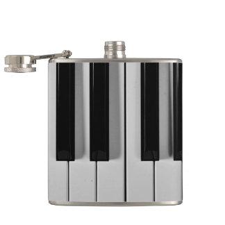 ピアノキーボードのカスタムのフラスコ フラスク