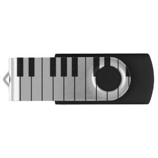ピアノキーボードの旋回装置USBドライブ USBフラッシュドライブ
