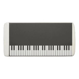 ピアノキーボードの消す物 消しゴム