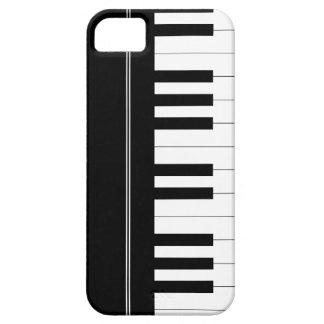 ピアノキーボード iPhone SE/5/5s ケース