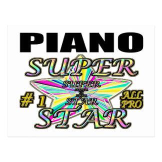 ピアノスーパースター ポストカード