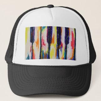 ピアノパステルの帽子 キャップ
