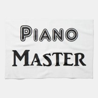 ピアノマスター キッチンタオル