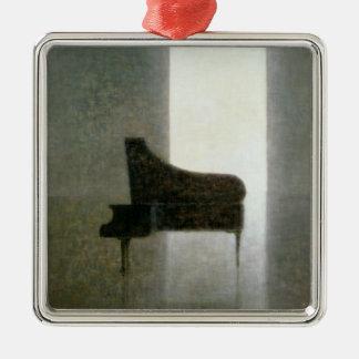 ピアノ部屋2005年 メタルオーナメント