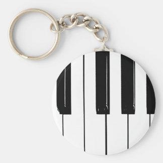 ピアノ鍵 キーホルダー