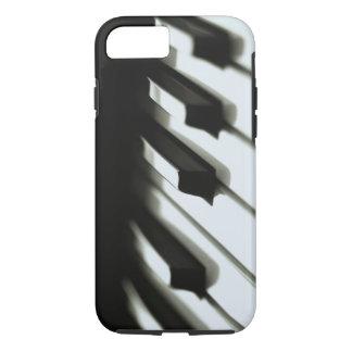 ピアノ鍵 iPhone 8/7ケース