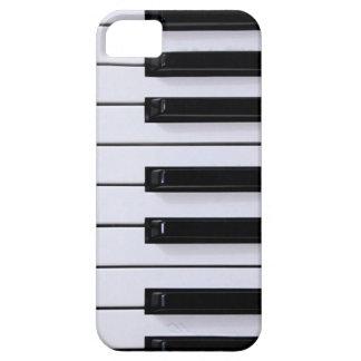 ピアノ鍵 iPhone SE/5/5s ケース