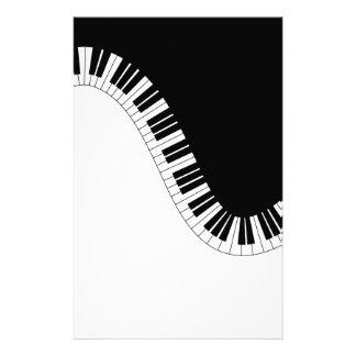 ピアノ音楽 便箋