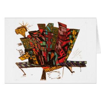 ピアノ916インク カード