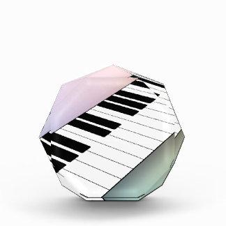 ピアノ 表彰盾