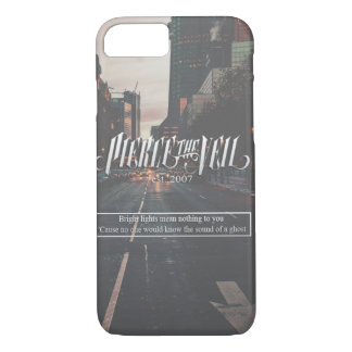 ピアースベールのiPhone 7の例 iPhone 8/7ケース