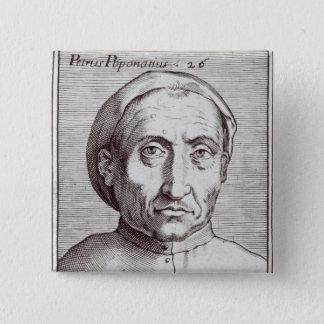 ピエトロPomponazzi 5.1cm 正方形バッジ