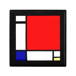 ピエト・モンドリアン- Neoplastic芸術 ギフトボックス
