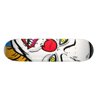 ピエロのスケートボード スケートボード