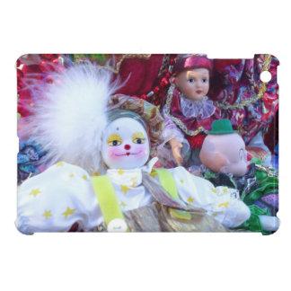 ピエロの人形のipadの小型場合 iPad miniケース