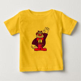 ピエロの町 ベビーTシャツ