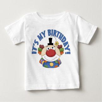 ピエロの誕生日 ベビーTシャツ