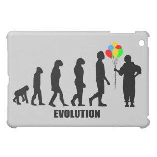 ピエロの進化 iPad MINI カバー