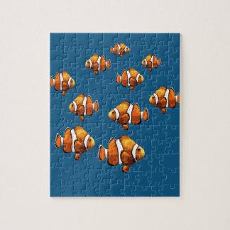ピエロの魚 ジグソーパズル