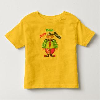 ピエロのTシャツ トドラーTシャツ