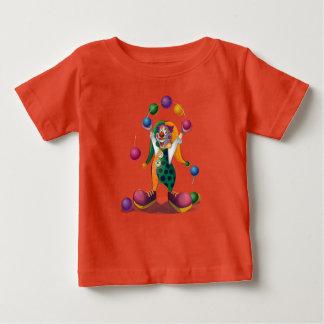 ピエロ1 ベビーTシャツ