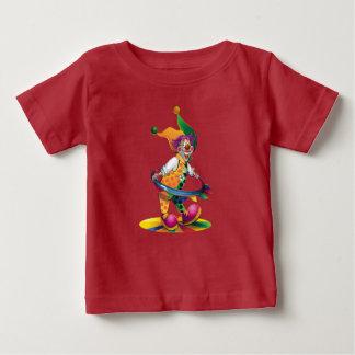 ピエロ4 ベビーTシャツ
