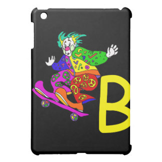 ピエロB.png iPad Mini Case