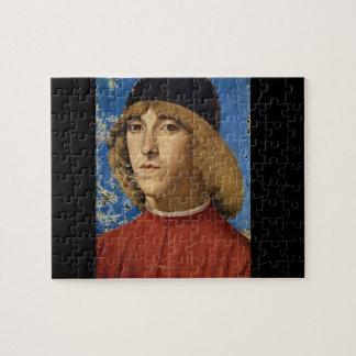 ピエロdiロレンツォde Medici', Domenico_Portraits ジグソーパズル