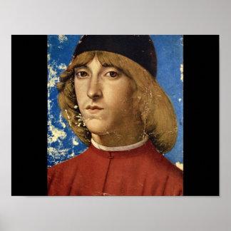 ピエロdiロレンツォde Medici', Domenico_Portraits ポスター