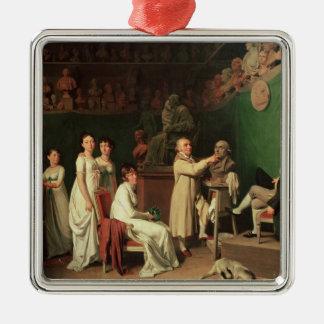 ピエールの伯爵夫人deのバストの彫刻 メタルオーナメント