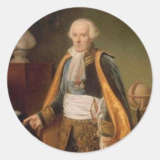 ピエールサイモンの伯爵夫人deラプラス ラウンドシール