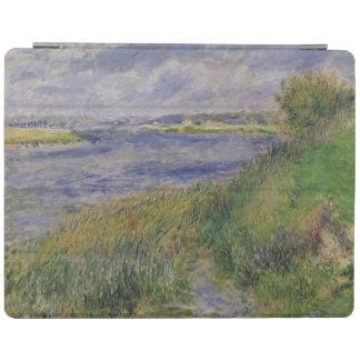 ピエールセーヌ河、Champrosayのルノアール|銀行 iPadスマートカバー