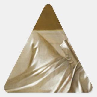 ピエールポールPrud'hon著午後 三角形シール