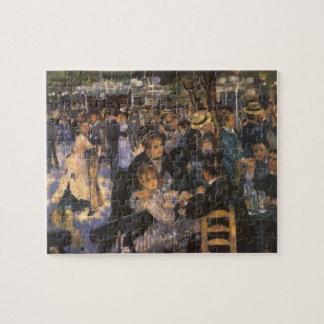 ピエールルノアールによってLe Moulin deのla Galetteで踊って下さい ジグソーパズル