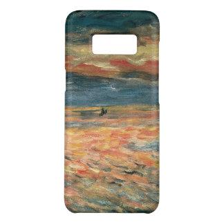 ピエールルノアールのヴィンテージのファインアート著海の日没 Case-Mate SAMSUNG GALAXY S8ケース