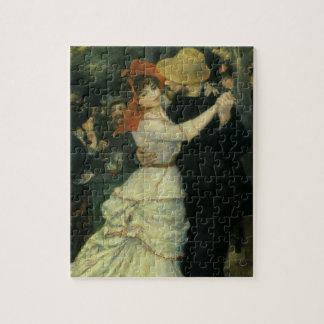 ピエールルノアールのヴィンテージの芸術著Bougivalのダンス ジグソーパズル