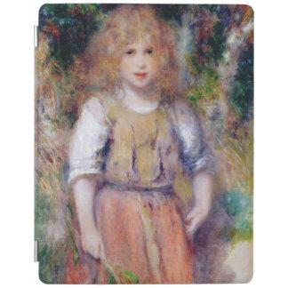 ピエールルノアール|のジプシーの女の子 iPadスマートカバー