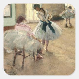 ピエールルノアール|ダンスのレッスン スクエアシール