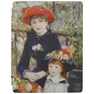ピエールルノアール|台地の2人の姉妹、または iPadスマートカバー