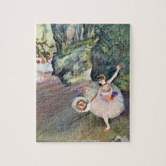 ピエールルノアール- Bougivalのpuzleのダンス ジグソーパズル